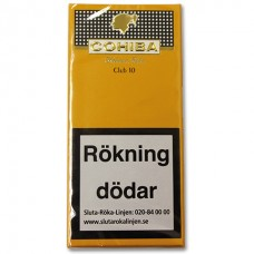 Cohiba Club 10-pack