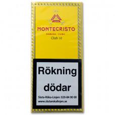 Montecristo Club 10-pack