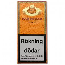 Partagas Club 10-pack