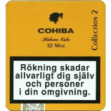 Cohiba Mini Collection 2 10-pack