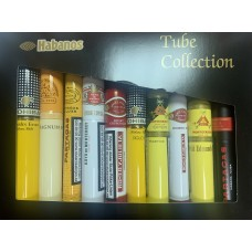 Habanos Tube Collection 10-pack