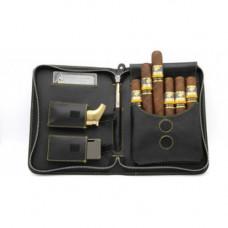 Adorini Cigarrväska Gult Garn