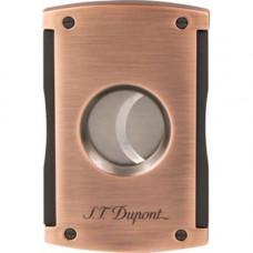 S.T. Dupont Dubbelgiljotin Vintage Copper