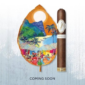 """Cigarettiers joins /""""COCHINO Turquoise/"""""""